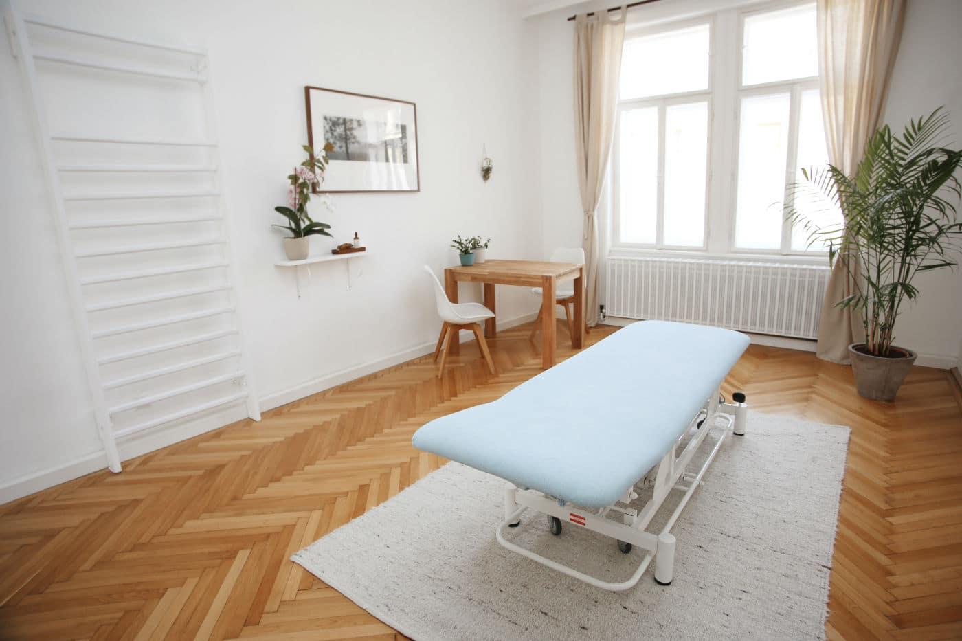 Behandlungsraum Gesundheitswerk