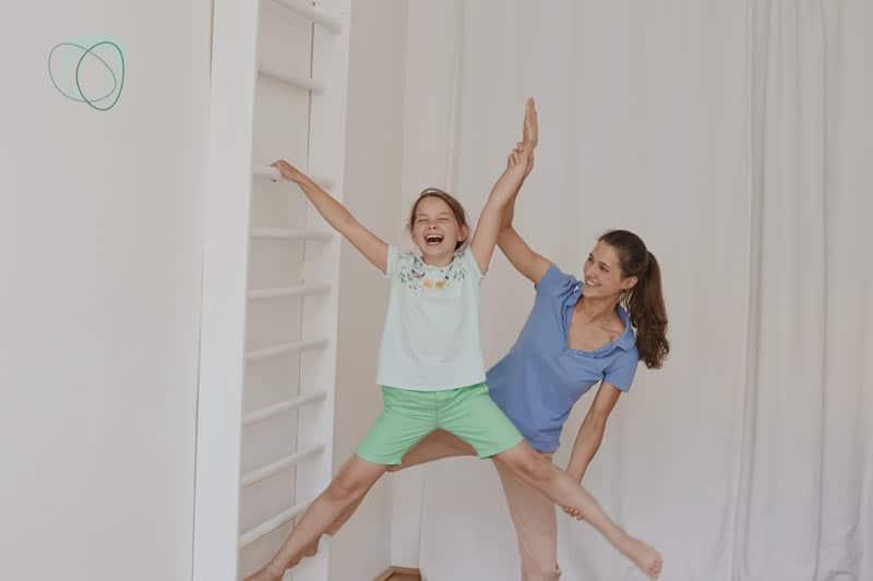 Osteopathie und Physiotherapie Beschwerdebilder Kinder