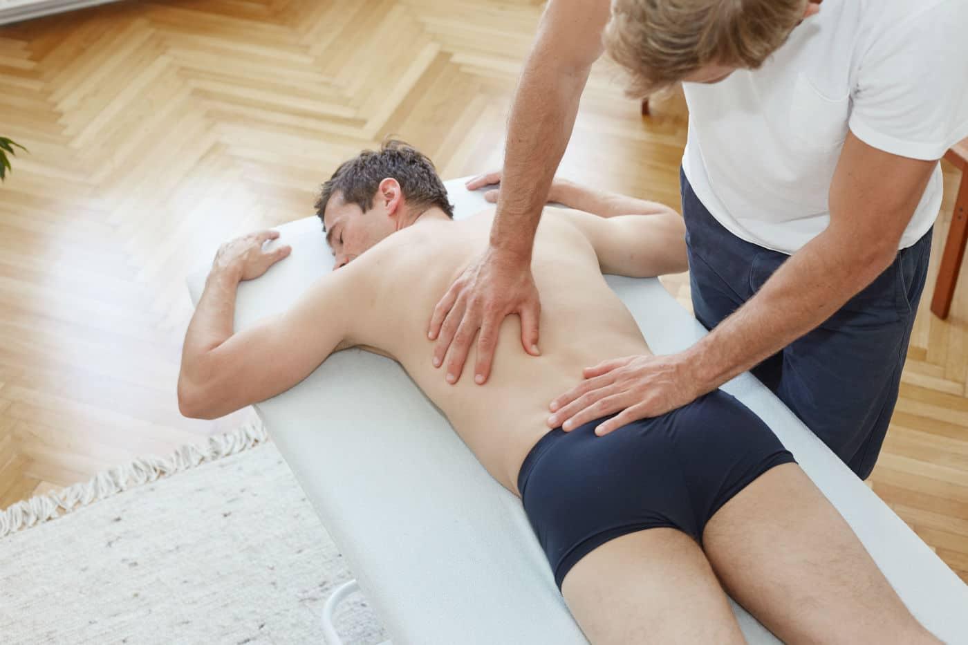 Osteopathie Wien Praxis