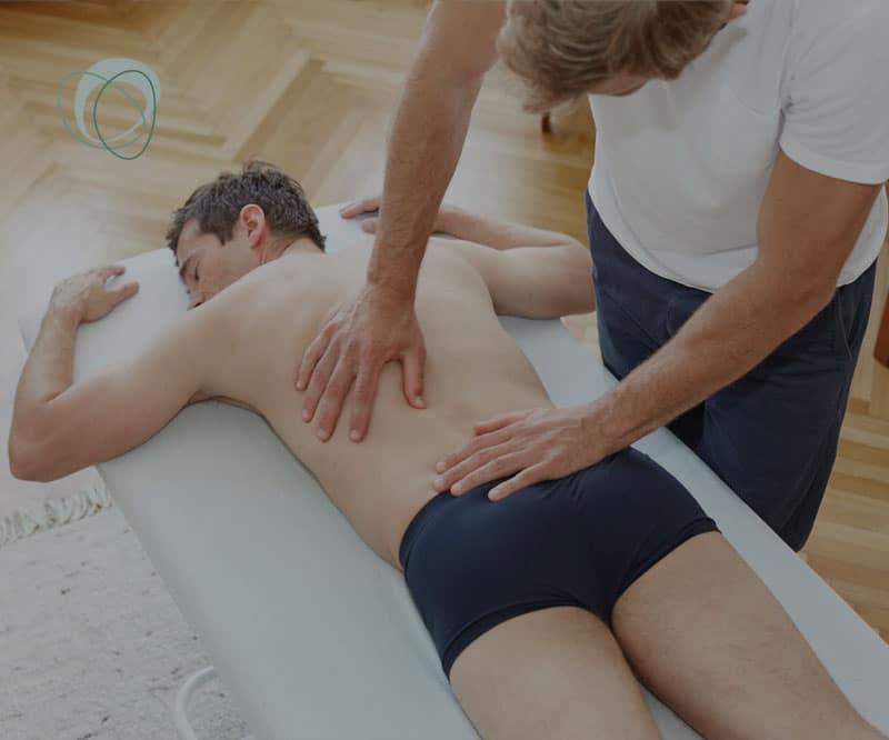 Osteopathie Wien Therapie
