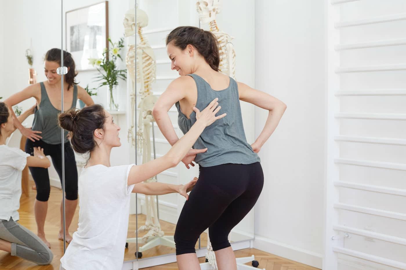 Physiotherapie Behandlung Wien